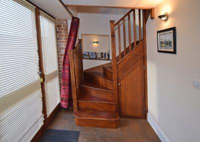 Apple-loft-entrance-Farwood-Barton-Holiday-Cottages-Colyton-Devon