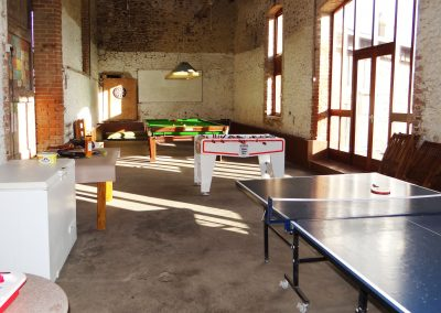 Snooker-Table-Games-Room-Farwood-Self-Catering-Cottages-Colyton