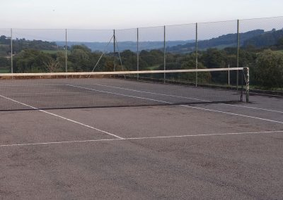 Tennis-Court-Farwood-Barton-Holiday-Cottages-Colyton
