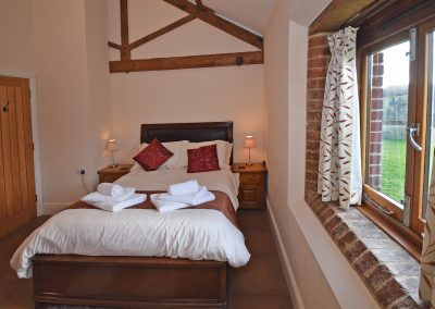 Double-Bedroom-4-Wheel-House-Farwood-Holiday-Cottages-Devon