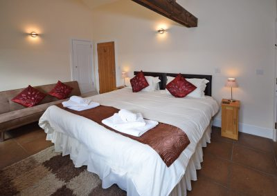 Double-Bedroom-Leat-House-Farwood-Holiday-Cottages-Devon
