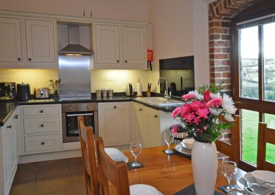 Kitchen-Leat-House-Farwood-Holiday-Cottages-Devon