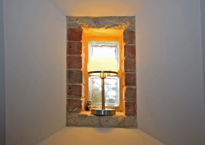 Light-Feature-Wheel-House-Farwood-Holiday-Cottages-Devon