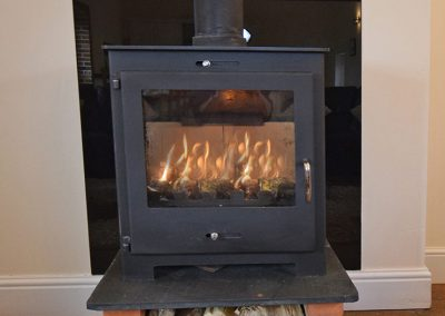 Log-Burner-Leat-House-Farwood-Holiday-Cottages-Devon