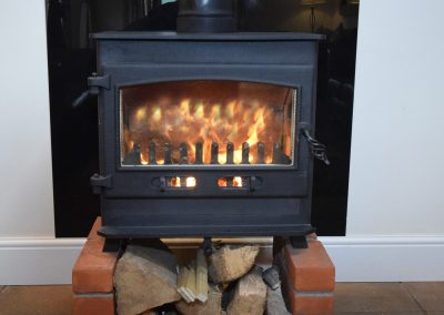 Log-Burner-Wheel-House-Farwood-Holiday-Cottages-Devon