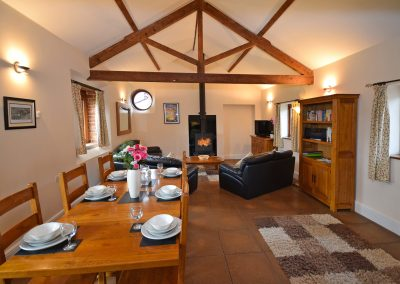 Lounge-Dining-Leat-House-Farwood-Holiday-Cottages-Devon