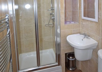 Shower-Room-Leat-House-Farwood-Holiday-Cottages-Devon